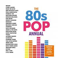 80S Pop Annual / Various - 80S Pop Annual / Various (UK Import) - VINYL LP