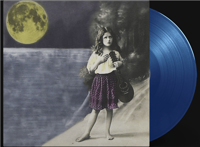 First Aid Kit - The Big Black And The Blue [LP] (Blue Vinyl, download, limited) - VINYL LP