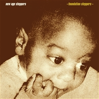 New Age Steppers - Foundation Steppers - VINYL LP