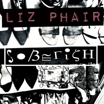 Liz Phair - Soberish (Clear/White Colored Vinyl) - VINYL LP