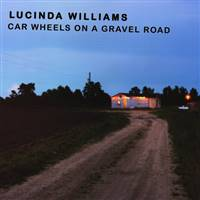 Lucinda Williams - Car Wheels On A Gravel Road (Holland - Import) - VINYL LP