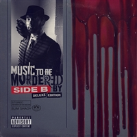 Eminem - Music To Be Murdered By - Side B (Deluxe Edition) (Opaque Grey colored Vinyl) (4 LPs) - VINYL LP
