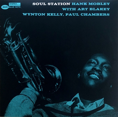 Hank Mobley - Soul Station [LP] (180 Gram All-Analog Mastering, Blue Note Classic Vinyl Edition) - VINYL LP