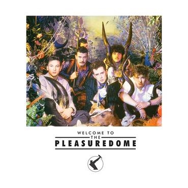 Frankie Goes to Hollywood - Welcome To The Pleasuredome (2xLP) - VINYL LP