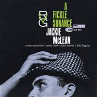 Jackie Mclean - Fickle Sonance - VINYL LP