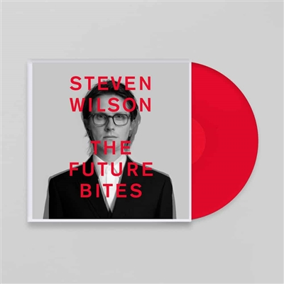 Steven Wilson - The Future Bites (Red colored Vinyl) - Vinyl LP