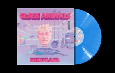 Glass Animals - Dreamland (Blue Vinyl Indie Exclusive) LP
