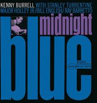 Kenny Burrell - Midnight Blue - VINYL LP