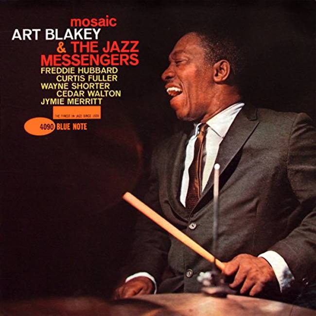 Art Blakey & Jazz Messengers - Mosaic - VINYL LP