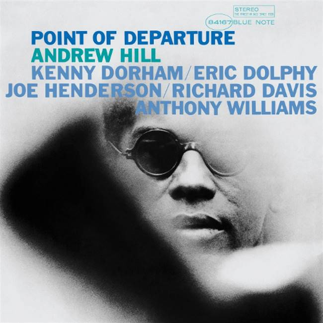 Andrew Hill - Point Of Departure - VINYL LP