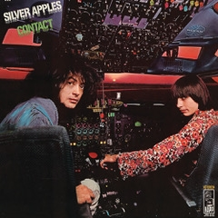 Silver Apples - Contact (Blue Vinyl Edition) VINYL LP