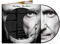 Phil Collins - Face Value (Picture Disc Edition) VINYL LP