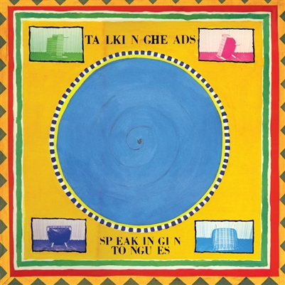 Talking Heads - Speaking In Tongues (1LP, Sky Blue vinyl; SYEOR Exclusive)  - VINYL LP