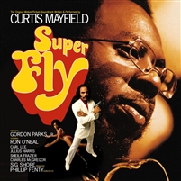 Curtis Mayfield - Superfly (1 LP x Opaque vinyl; SYEOR Exclusive)  - VINYL LP