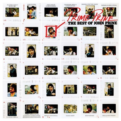 John Prine - Prime Prine: The Best of John Prine (180 Gram Vinyl) (ROCKtober 2020 Exclusive) - VINYL LP