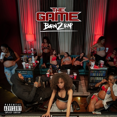 The Game - Born 2 Rap - VINYL LP