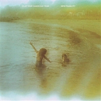 Clap Your Hands Say Yeah - New Fragility (Milky Clear Translucent Edition) VINYL LP