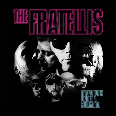 The Fratellis - Half Drunk Under A Full Moon [LP] - VINYL LP