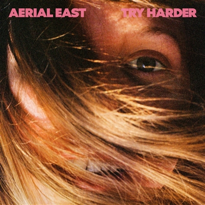 Aerial East - Try Harder (Gold colored Vinyl) - VINYL LP