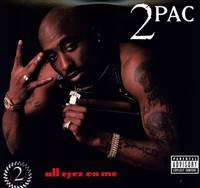 2Pac - All Eyez On Me - VINYL LP