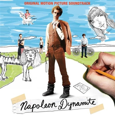 Various Artists - Napoleon Dynamite (Original Motion Picture Soundtrack) (2x LP) (Clear Vinyl) - VINYL LP