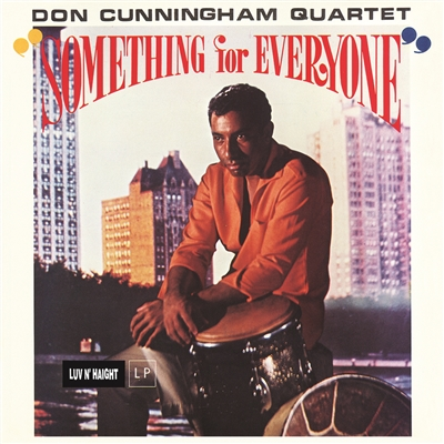 Don Cunningham - Something For Everyone - VINYL LP