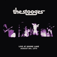 The Stooges - Live at Goose Lake: August 8th 1970 - VINYL LP