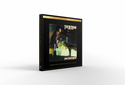 STEVIE RAY VAUGHAN / DOUBLE TROUBLE - Couldn't Stand The Weather (Mobile Fidelity Edition) VINYL LP