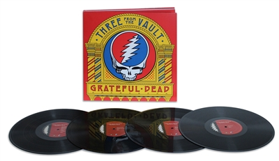 Grateful Dead - Two From The Vault - VINYL LP