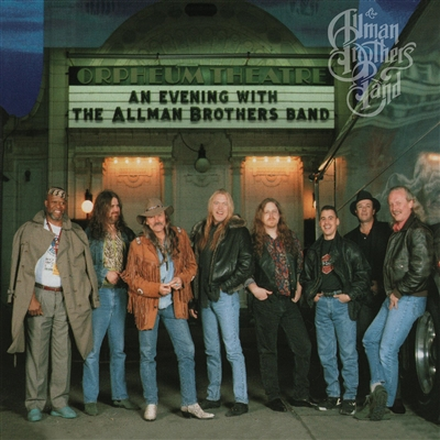 The Allman Brothers Band - An Evening With The Allman Brothers Band: First Set - VINYL LP