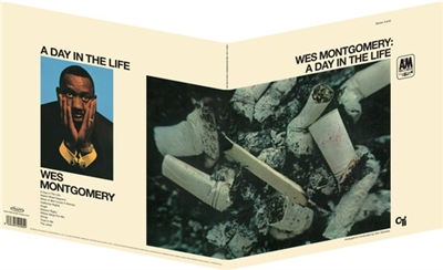 Wes Montgomery - Day In The Life (Gatefold LP Jacket, Spain - Import)