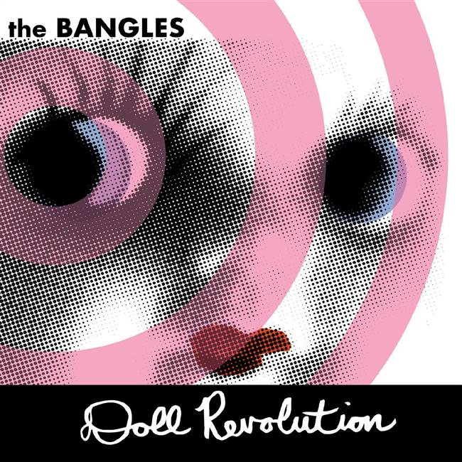The Bangles - Doll Revolution (Limited, Hand-Numbered 2-LP Streaked Pink Vinyl Edition) (2xLP) - VINYL LP