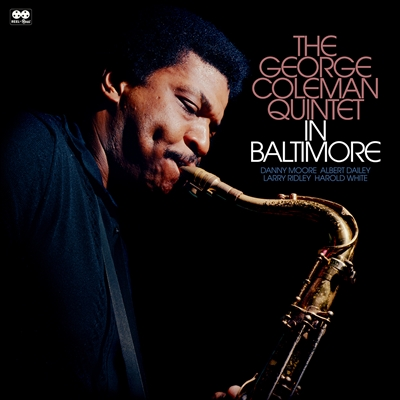 George Coleman Quintet - In Baltimore - VINYL LP