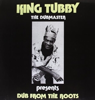 King Tubby - presents Dub From Roots -  VINYL LP