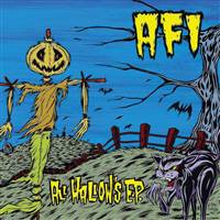 Afi - All Hallows E.P. (10In) (Limited) (Picture Disc) - VINYL LP