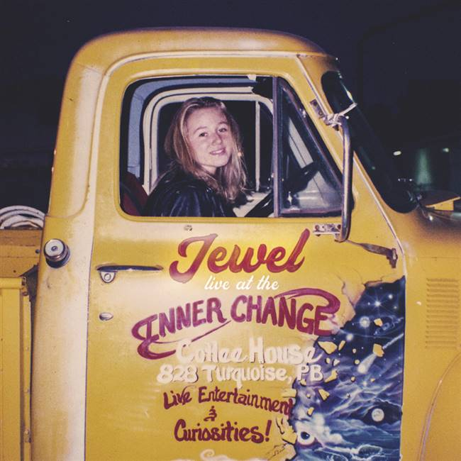 Jewel - Live At The Inner Change (2xLP) - VINYL LP