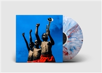 Common - A Beautiful Revolution Pt. 1 (INDIE Exclusive) (Red White and Blue Marble colored Vinyl) - VINYL LP