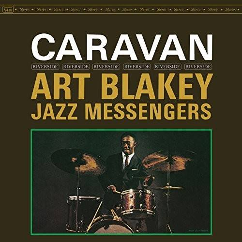 Art Blakey & Jazz Messengers - Caravan - VINYL LP