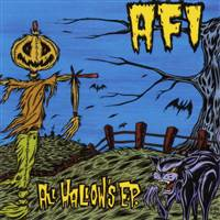 Afi - All Hallow's E.P. (10In) (Colored Vinyl) (EP) (Orange Vinyl) - VINYL LP