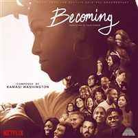 Kamasi Washington - Becoming (Music from the Netflix Original Documentary) - VINYL LP