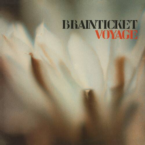 Brainticket - Voyage   (Ltd) (Red)