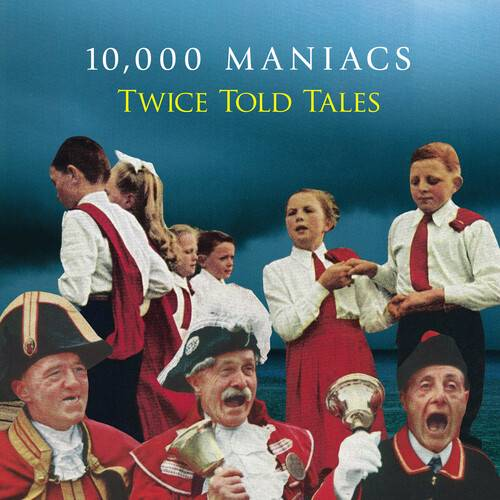 10, 000 Maniacs - Twice Told Tales (Colored Vinyl) (Deluxe Edition) (White Vinyl) - VINYL LP