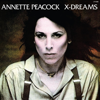 Annette Peacock - X-Dreams (GOLD VINYL) - VINYL LP