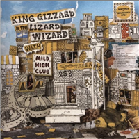 King Gizzard & Lizard Wizard / Mild High Club - Sketches Of Brunswick East - VINYL LP