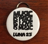 The LUNA music 25th Anniversary Tote Bag