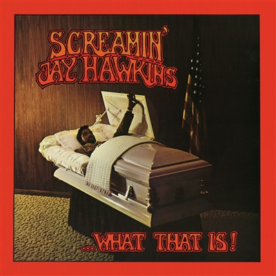 Screamin Jay Hawkins - What That Is (Third Man Colored Vinyl Edition) VINYL LP