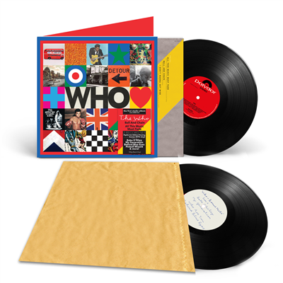 THE WHO-WHO (Indie Exclusive Vinyl Edition) 2-LP Set