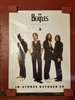 "THE BEATLES 1996 THE ANTHOLOGY 3 ORIGINAL 36"" X 48"" PROMOTIONAL POSTER"