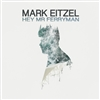 MARK EITZEL–Hey Mr Ferryman LP+AUTOGRAPHED POSTER