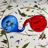 DIRTY PROJECTORS-Lamp Lit Prose (Indie Exclusive Red or Blue Edition Vinyl) LP